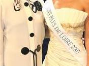 Miss Univers Valérie Bègue remplacée Laura Tanguy